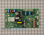 Main Control Board - Part # 2668873 Mfg Part # EBR73304209