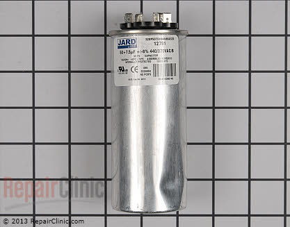Capacitor 13W87 Main Product View