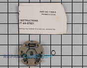 Clutch - Part # 1949131 Mfg Part # A97921A