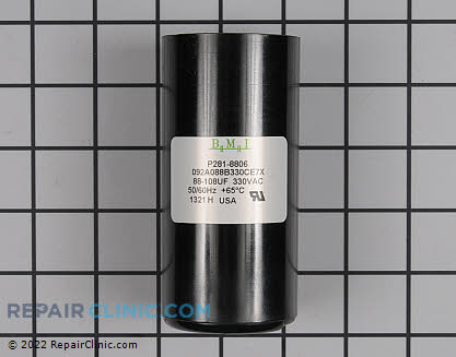 Start Capacitor P281-8806 Main Product View