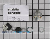 Ignition Switch - Part # 2123315 Mfg Part # 1686734SM