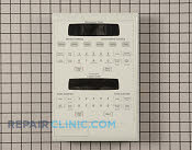 Touchpad and Control Panel - Part # 2754591 Mfg Part # WB27T11347