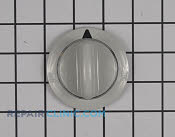 Timer Knob - Part # 3198221 Mfg Part # WE01X20376