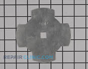 Stirrer Blade - Part # 1347936 Mfg Part # 5892W3A002B