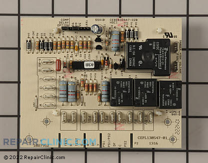 Control Board 1087952 Main Product View