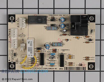 Defrost Control Board 1173636 Main Product View