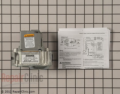 Gas Valve Assembly 1175705 Main Product View