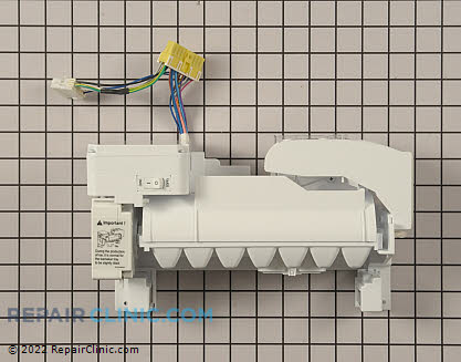 Ice Maker Assembly AEQ73110205 Main Product View