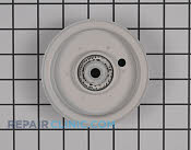 Flat Idler Pulley - Part # 2127437 Mfg Part # 7018574SM