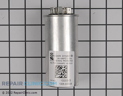 Run Capacitor 89M73 Main Product View
