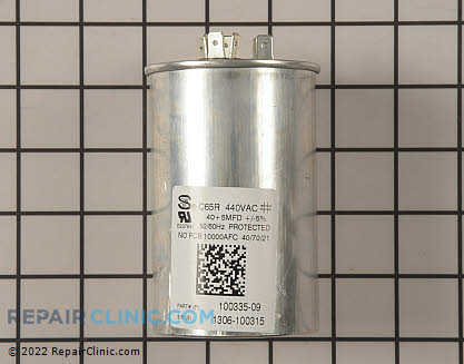 Capacitor 89M77 Main Product View