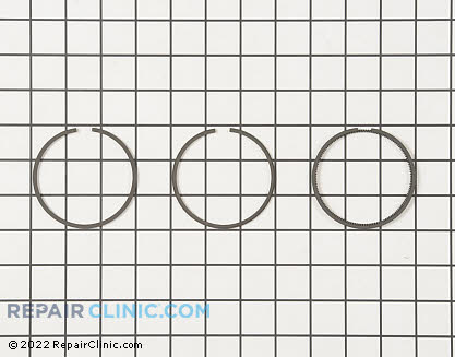 Piston Ring Set 40007 Main Product View