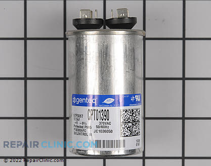 Capacitor CPT01390 Main Product View