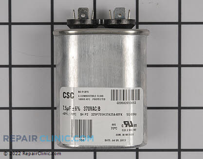 Run Capacitor S1-02420045700 Main Product View