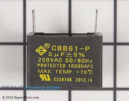 Capacitor AC-1400-171 Main Product View