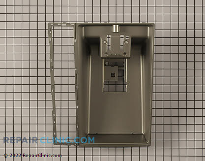 Dispenser Front Panel MCK66542801 Main Product View