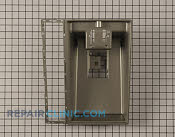 Dispenser Front Panel - Part # 2673058 Mfg Part # MCK66542801