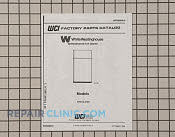 Parts Catalog - Part # 193235 Mfg Part # LW30588410