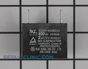 Run Capacitor - Part # 1325907 Mfg Part # 3H00660P
