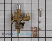 Surface Burner Valve - Part # 1449505 Mfg Part # W10128766