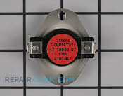 Limit Switch - Part # 2637940 Mfg Part # 47-19554-07