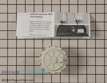Pressure Switch WH12X10522      Main Product View