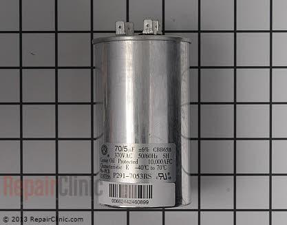 Run Capacitor P291-7053RS Main Product View