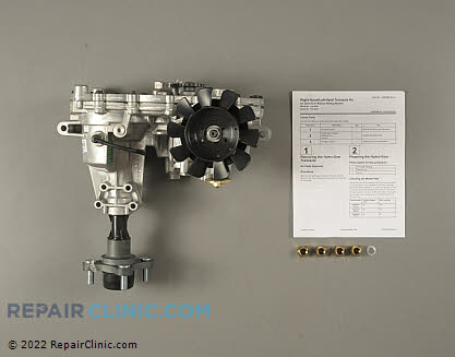Transaxle Assembly 114-8521 Main Product View