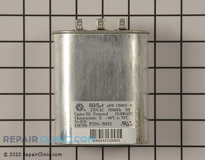 Run Capacitor P291-5053 Main Product View