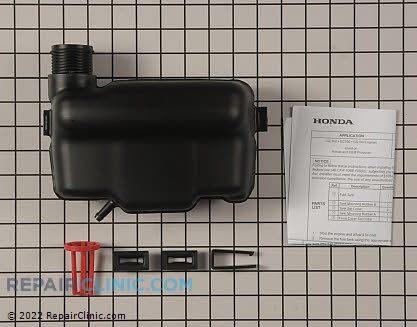 Gas Tank 06175-Z8B-800   Main Product View