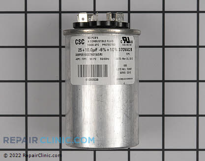Capacitor 610-805-38 Main Product View