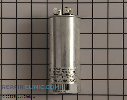 Capacitor P291-5053RS Main Product View