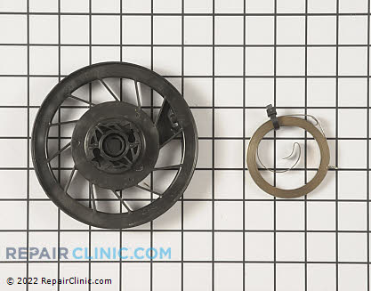 Recoil Starter Pulley 951-11721 Main Product View