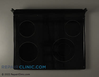 Glass Cooktop WB57K10145 Main Product View