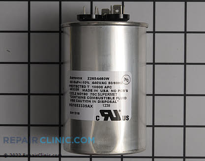 Capacitor 1053335 Main Product View