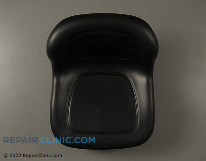 Riding Lawn Mower Seat 21546703 Main Product View