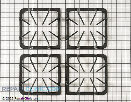 Burner Grate 316252642       Main Product View