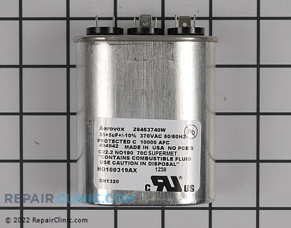 Capacitor 100319 Main Product View