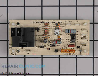 Control Board 1110752 Main Product View