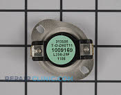 Limit Switch - Part # 2761345 Mfg Part # 1009169