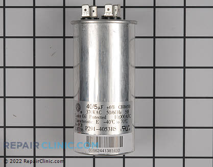 Run Capacitor 1172148 Main Product View