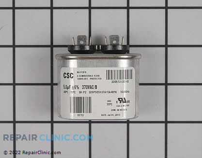 Run Capacitor S1-02420043700 Main Product View