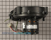 Draft Inducer Motor - Part # 2341522 Mfg Part # S1-37320717002