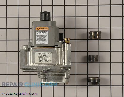 Gas Valve Assembly 1149021 Main Product View