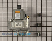 Gas Valve Assembly - Part # 2769436 Mfg Part # 1149021