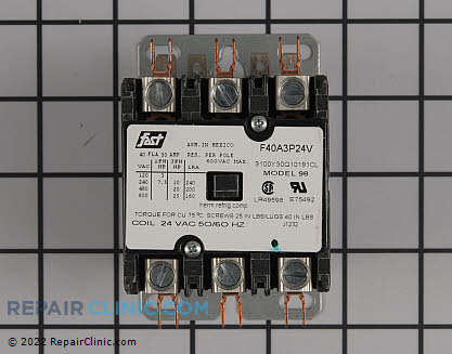Contactor 1149659 Main Product View