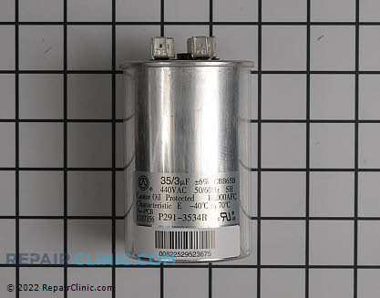 Dual Run Capacitor 1172094 Main Product View