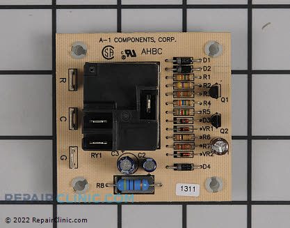 Relay Board 1395336 Main Product View