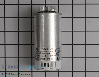 Run Capacitor 1172116 Main Product View