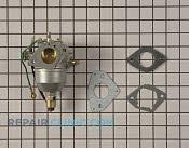 Carburetor Assembly - Part # 1711837 Mfg Part # 24 853 50-S
